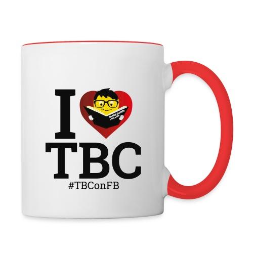 Total Logo PNG - Contrasting Mug