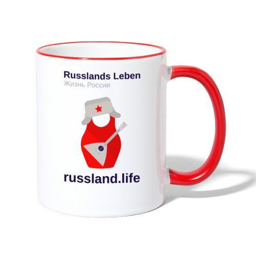 russland.LIFE Edition - Contrasting Mug