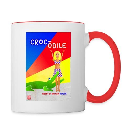 Croc-Odile - Mug contrasté