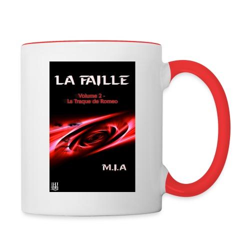 M.I.A La Faille 2 - Mug contrasté