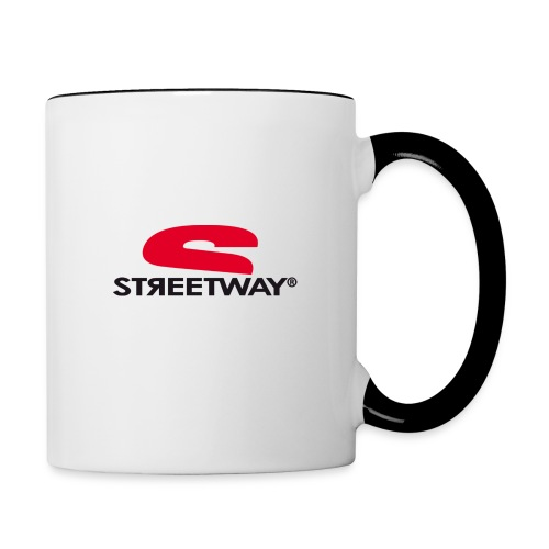 LOGO STREETWAY - Mug contrasté