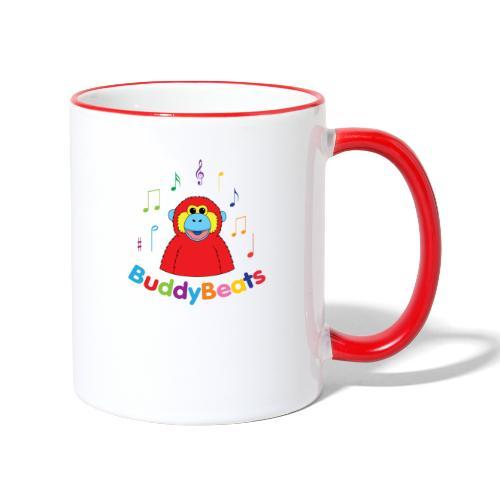 BuddyBeats - Contrasting Mug