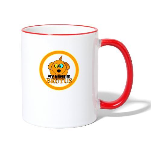 xts0004 - Mug contrasté