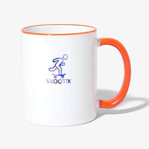 galaxy skootix - Mug contrasté