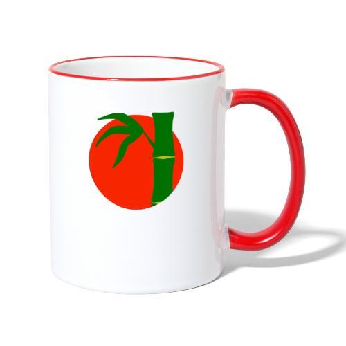 BAMBOU - Mug contrasté