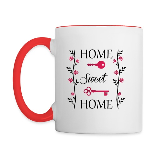 Home Sweet Home - Tazze bicolor