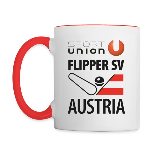 union fippersv - Tasse zweifarbig