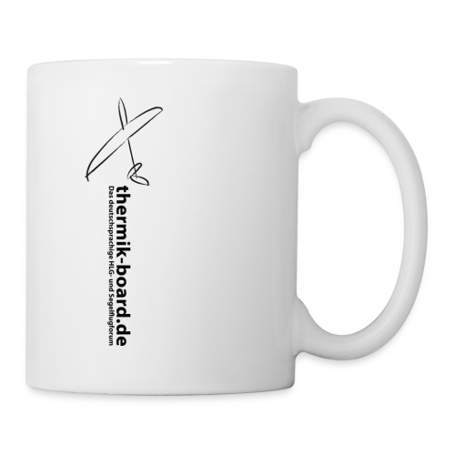 thermikboard logo text - Tasse