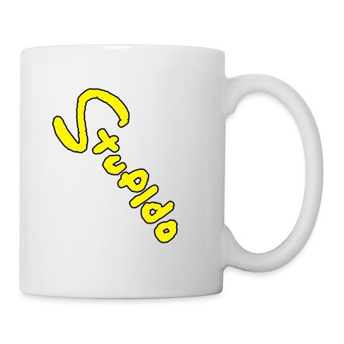 Stupido Logo / DAS Geschenk für Fans - Tasse
