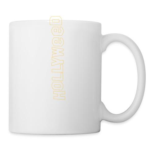 Hollyweed shirt - Mug blanc