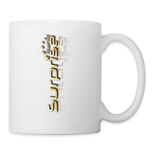 Surprise Band Logo Gold - Tasse
