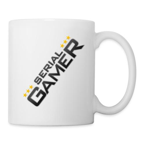 Serial Gamer Dark - Mug blanc