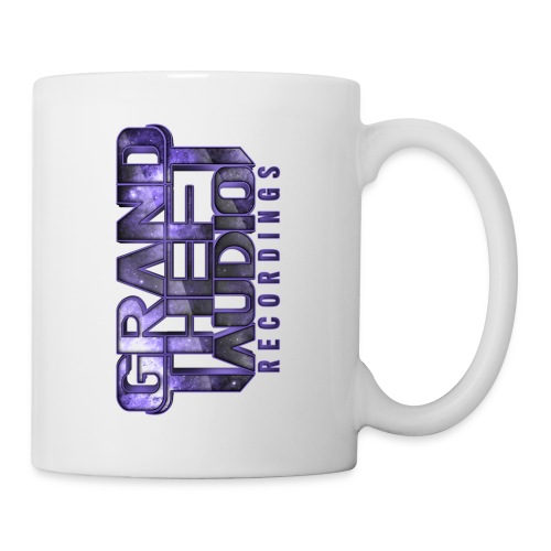 Grand Theft Audio Logo Purple - Mug