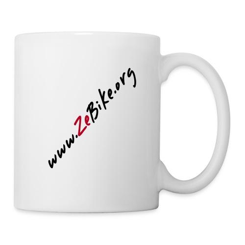 wwwzebikeorg m - Mug blanc