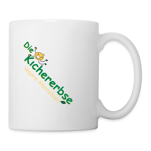 Kichererbse Logo eps - Tasse