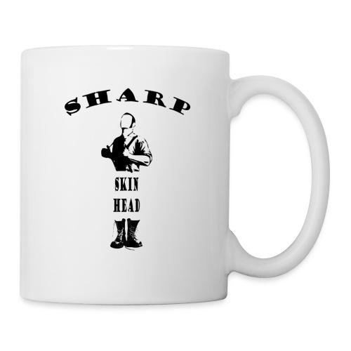 SHARP Skinhead - Mug