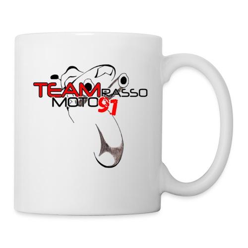 logo-trm91-noir - Mug blanc