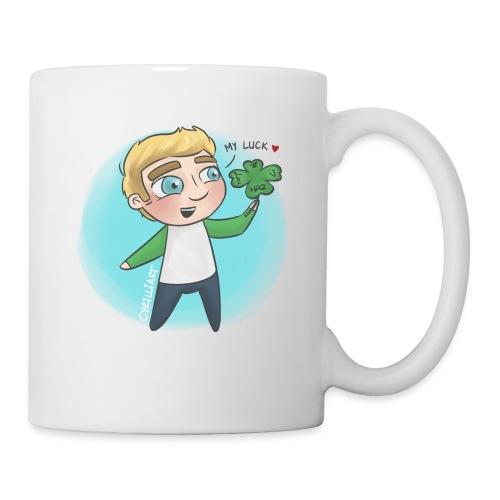 niall clover png - Mug