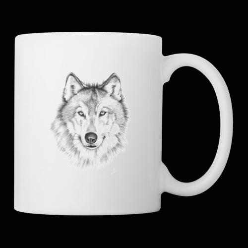 Wolf - Kop/krus