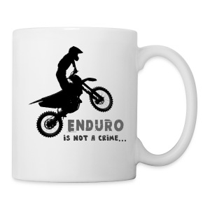Enduro is not a crime - Taza