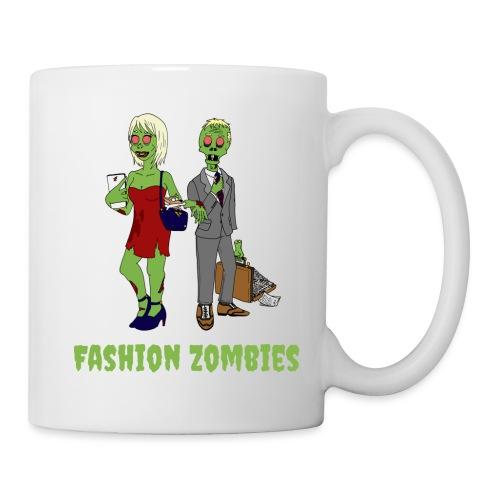 Fashion Zombie - Mug