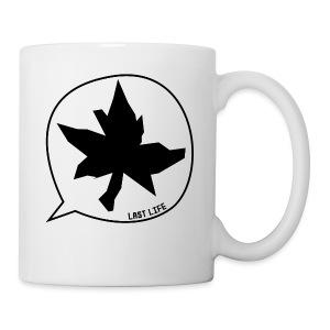 Speech Bubble Last Life - Mug