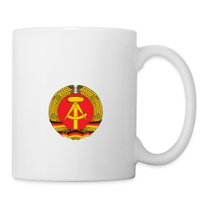 DDR - German Democratic Republic - Est Germany - Mug