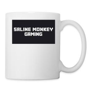 Saline monkey gaming tröja - Mugg