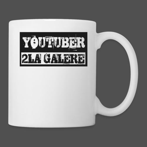 youtuber2lagalère - Mug blanc