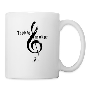 treble_maker - Mug