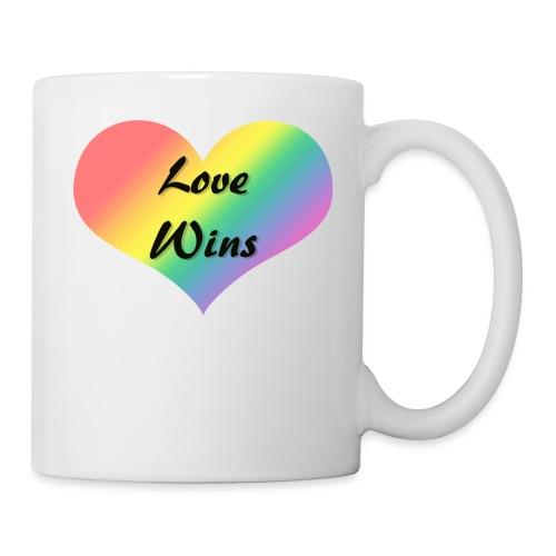 Love Wins - Mug