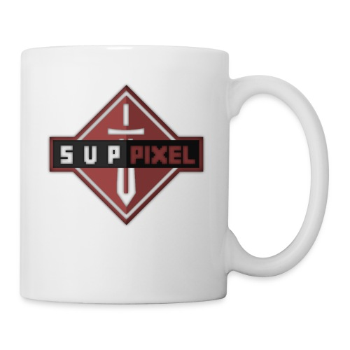 SupPixel Shirt - Mug