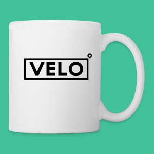 Velo Icon Blk - Long Sleeve Baseball Shirt W/N Clr - Mug