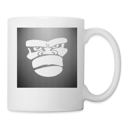 _mad_gorilla__by_marco_itri-d5sojaz - Taza