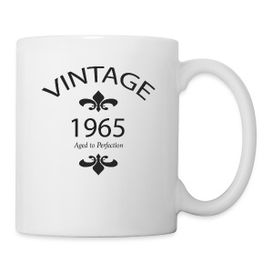 Vintage 1965 Aged to Perfection - Tazza