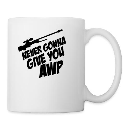17970 2CNeverGonnaAWP - Mug