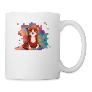Pixels Make Me Cry - Mug
