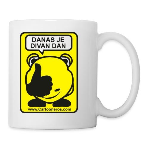 Divan Dan - Tasse