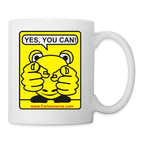 Yes You Can - Mug