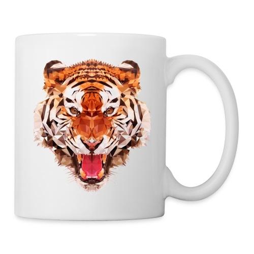 tiger low - Mug blanc