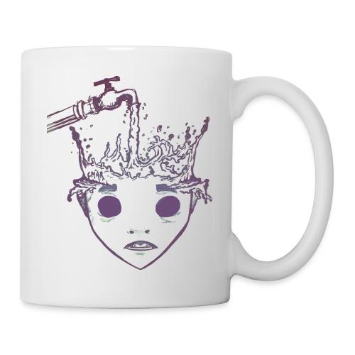 Brainwash - Mug blanc