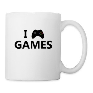 I Love Games 3 - Taza