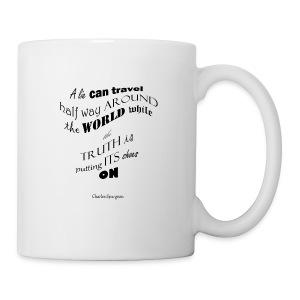 A_Lie-- - Mug
