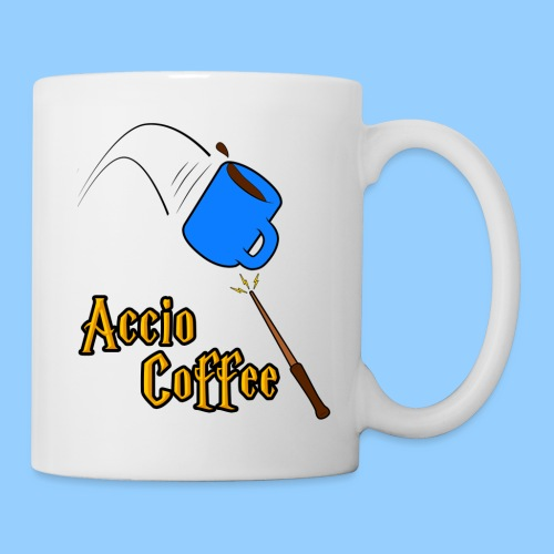Accio Coffee - MUG both v - Mug