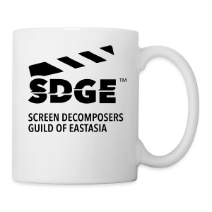 Screen Decomposers Guild of Eastasia - Tasse