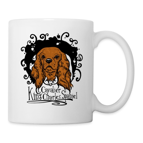 Cavalier King Ruby - Tasse