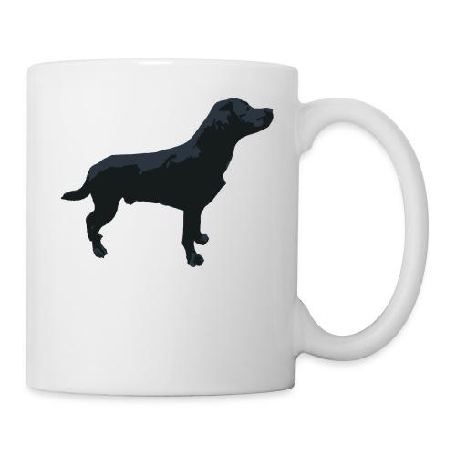Labrador stehend - Tasse