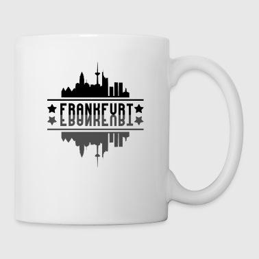 Frankfurt skyline - Mug