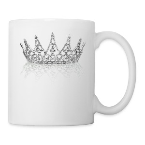 Queen Crown design - Mug