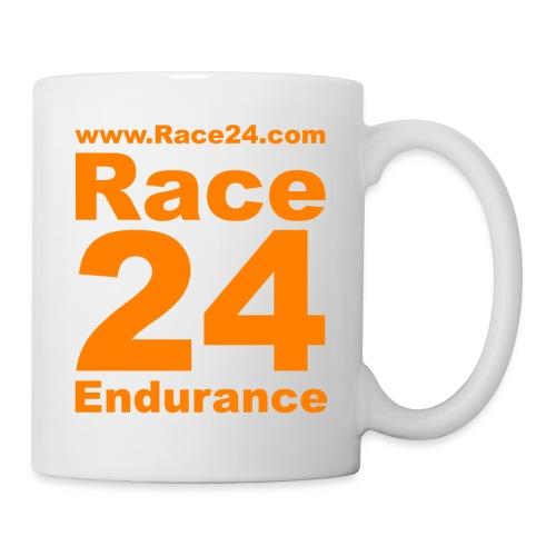 Race24 Logo in Orange - Mug